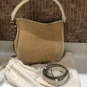 Never Used J. Crew Woven Purse